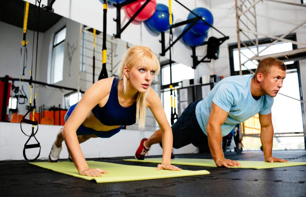 Top Fitness Centers