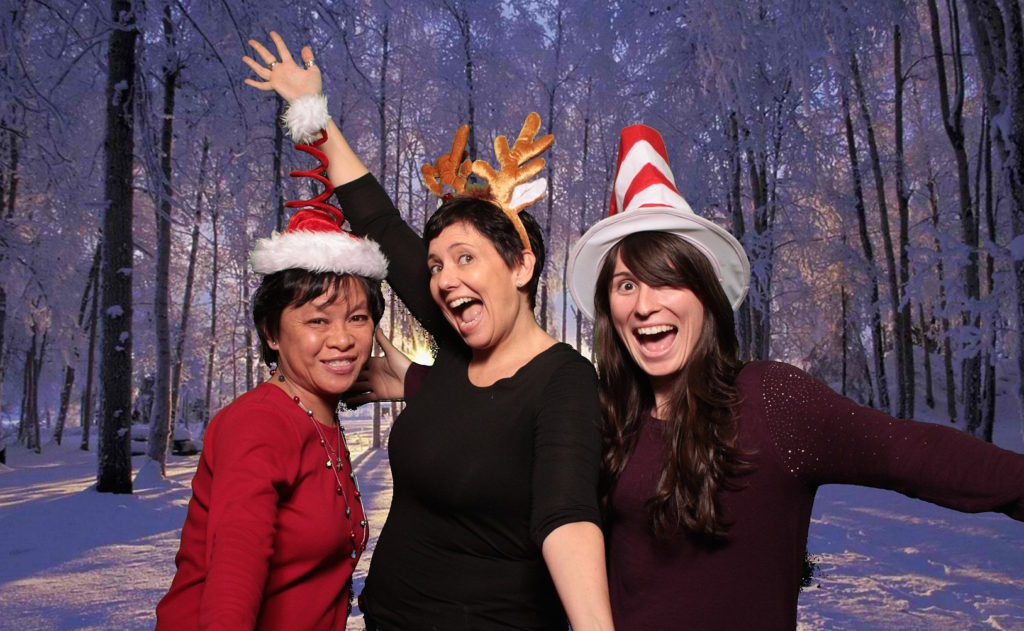 Exposure Photo Booth Holiday 2016