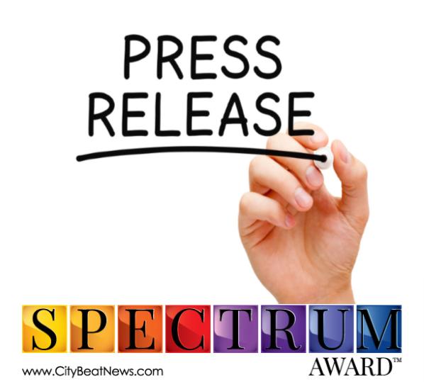 Press Release Spectrum Award