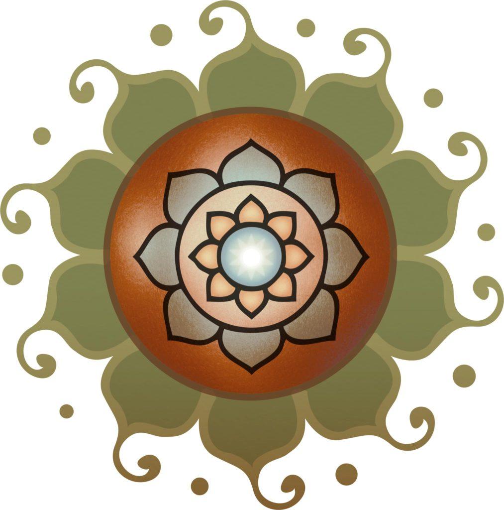 The Yoga Garden Logo, 2017 Spectrum Award Winner