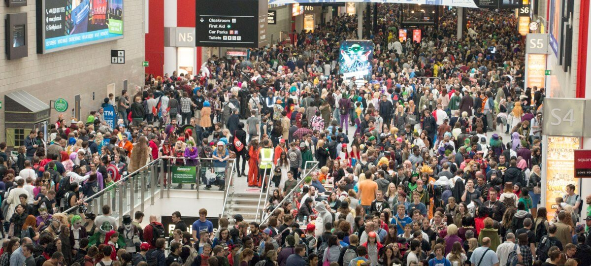 Exposure Convention Headshots